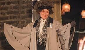 Meryl Streep as Emmeline Pankhurst