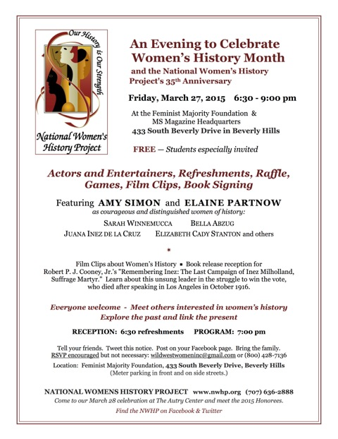 women-history-project-flyer