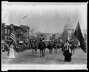 parade 1913 LOC