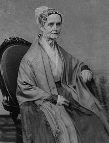 Fabulous Female Fact:  Lucretia Mott