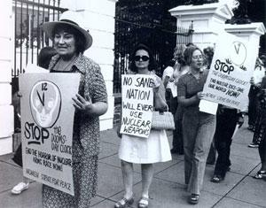 Bella Abzug - Women Strike For Peace